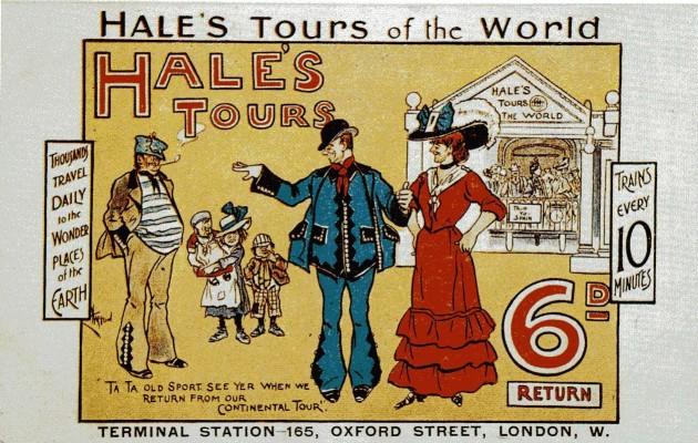 Hale's Tours