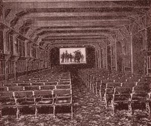 London's Silent Cinema Map